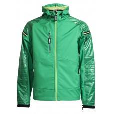 ELKA EDGE Softshell-jakke grøn