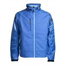 ELKA EDGE Softshell-jakke blå