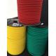 8mm gul Elastik snor MONO FLEX PP (10m)