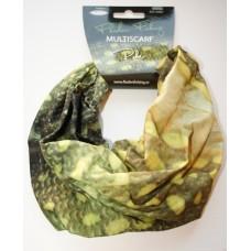Halsedisse multitørklæde lysgrøn/lime