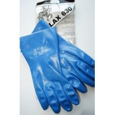 Pulax nitrilhandsker 630  Blå