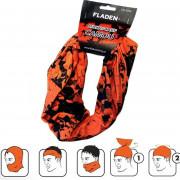 Multi tørklæde / Halsedisse pixel camou Orange